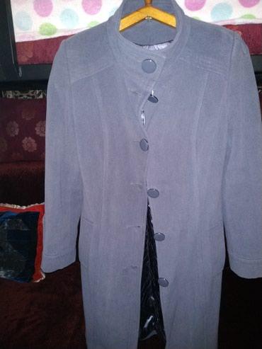 Кашемир пальто бу размер 44-46 в Бишкек