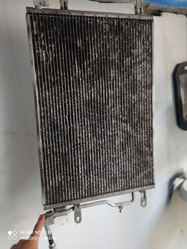 Audi A4 B7 kondisioner radiatoru.Zbor gabax deyishdirdiyime gore artiq