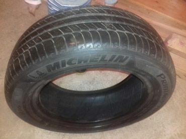 Bakı şəhərində Michelin tekeri 1 ededdir. ehtiyat tekerdir yenidir surulmeyib.real