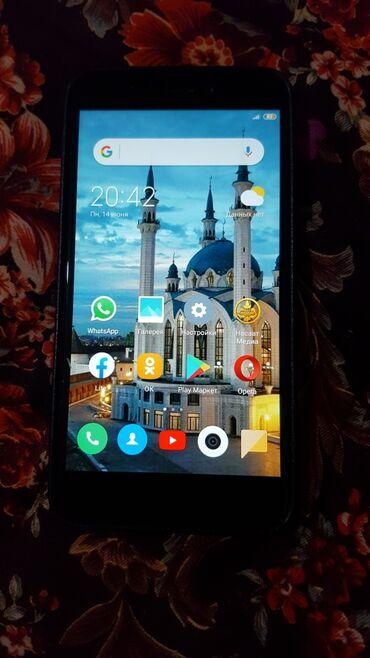 Электроника - Кара-Суу: Xiaomi Redmi 4X   32 ГБ   Черный   Сенсорный, Отпечаток пальца, Две SIM карты