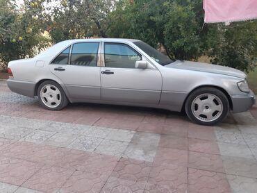 Mercedes-Benz - Azərbaycan: Mercedes-Benz S-Class 3.2 l. 1991 | 200 km