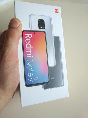 Xiaomi Redmi Note 9pro 6/128 - 540 Azn# MyXiaomi RESMI MAGAZASI#