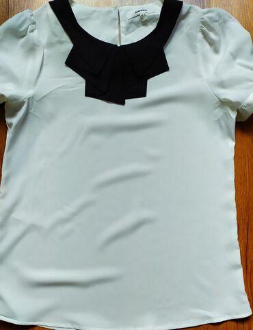 блузки-рубашка в Кыргызстан: Фирма KOTON. Просвечивает. Состояние - новое