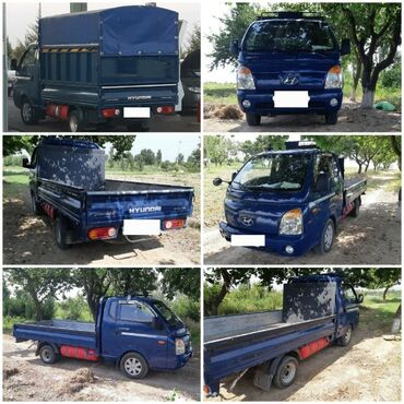 Транспорт - Кызыл-Кия: Hyundai Starex 2009