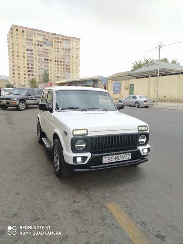 tako ballila universal arabalar - Azərbaycan: VAZ (LADA) 4x4 Niva 1.7 l. 2013   164000 km