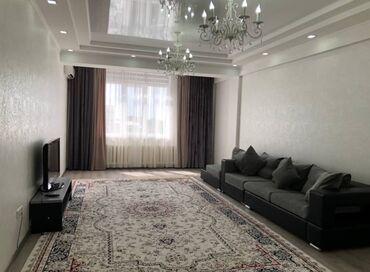 Недвижимость - Кызыл-Суу: Элитка, 3 комнаты, 135 кв. м Лифт