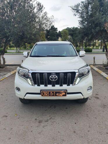 Toyota Land Cruiser Prado 2.7 l. 2013 | 145000 km