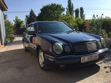 двигателя опель в Ак-Джол: Mercedes-Benz E 240 2.4 л. 1998 | 422 км