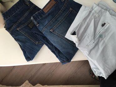 джинсы мужские 32 в Кыргызстан: Мужские 3джинсы, размер 32 + 2 шт футболки (М)всего за 1000
