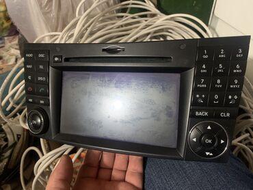 Автоэлектроника - Кыргызстан: Магнитола на мерс W211. Американец, в идеальном состоянии!