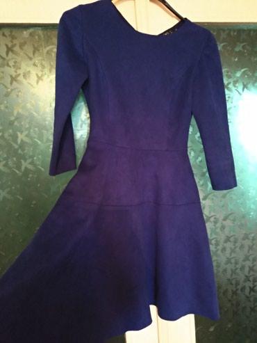 Платье в идеальном состоянии спандекс, 44 р в Беловодское