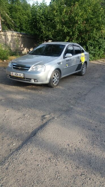 Chevrolet в Кыргызстан: Chevrolet Lacetti 1.4 л. 2009 | 160 км