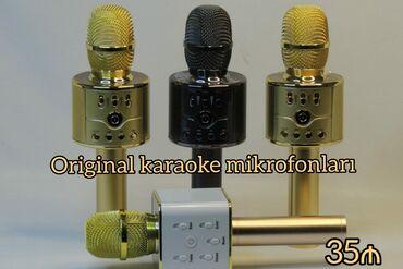 Mikrofonlar - Azərbaycan: Çeşidli və orginal məhsullar, ƏN UCUZ bizdə !!! Endirimli qiymətlərlə