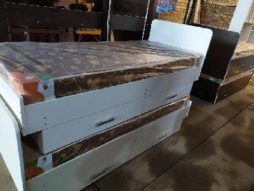 Односпальные кровати - Кыргызстан: Новый 1 сп кровать