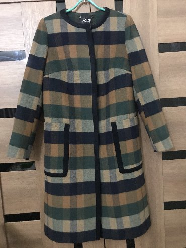 весен пальто в Кыргызстан: Продаю весеннее (демисезонное) пальто. Производство: Турция Размер: 40