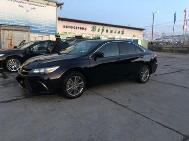 Автомобили - Бишкек: Toyota Camry 2.5 л. 2015   130555 км