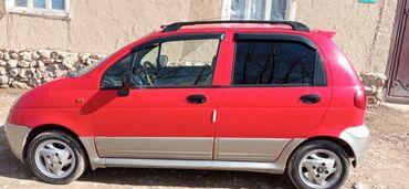 Daewoo Matiz 0.8 л. 2004   147000 км