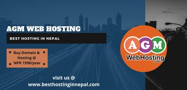 AGM Web Hosting - Combo OfferFrustrated with Expensive Domain and