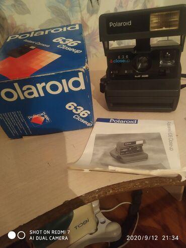 фотоаппарат canon eos 650 d в Кыргызстан: Продаю Полароид