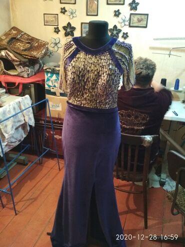 русалка в Кыргызстан: Платье русалканереальной красоты жемчужины пришиты новое