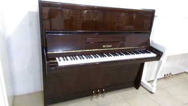 Bakı şəhərində Pianino - almaniya, çexiya ve rusiya istehsalı orijinal ve yüksek
