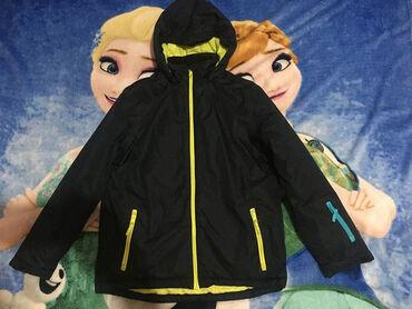 Crane ski jakna,vel.146/152.Teget,ušivena postava dzepa na