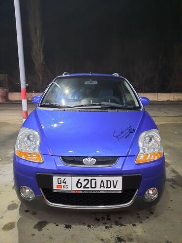 Daewoo Matiz 0.8 л. 2008   150 км