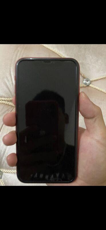 Электроника - Милянфан: IPhone 11   64 ГБ   Красный Б/У   Беспроводная зарядка, Face ID, С документами