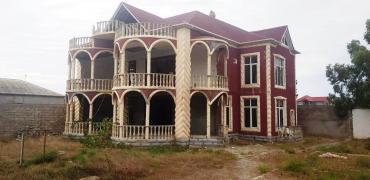 дома из газобетона в Азербайджан: Продажа Дома от посредника: 400 кв. м, 6 комнат