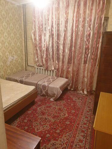 Долгосрочная аренда квартир - Бишкек: Сдается 1-комната подсилением 20кв из Двух 10-микрорайоне с мебелью бы