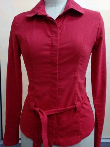 Женская рубашка отличного качества размер 36-38 в Бишкек