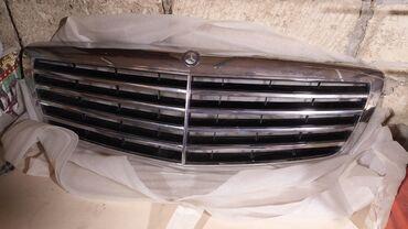 arxa fara - Azərbaycan: Mercedes S-class Aksesuarları 1 Arxa Stoplar 2 Ön Fara 3 radiator