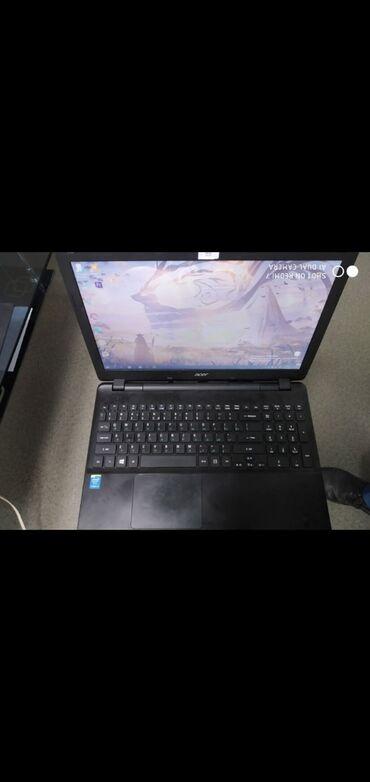 hd 1500 в Кыргызстан: Ноутбук Acer Intel Core i3 - Б/У----------------------Процессор: Intel