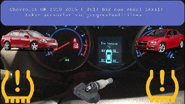 buick regal 31 at - Azərbaycan: Chevrolet GMC Buick Təkər Sensorlarının Proqramlaşdırılması
