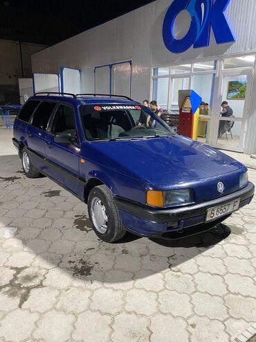 запчасти на volkswagen passat b3 в Кыргызстан: Volkswagen Passat 1.8 л. 1992