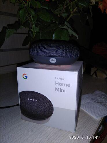 Умная колонка Google Home mini новыйОписание