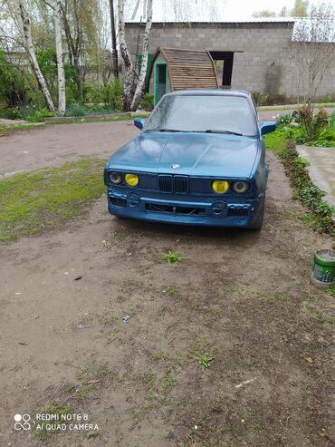 салон-е30 в Кыргызстан: BMW 3 series 2 л. 1985   25 км