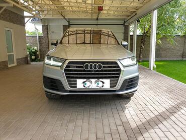 audi 100 2 8 quattro в Кыргызстан: Audi Q7 3 л. 2015 | 129342 км