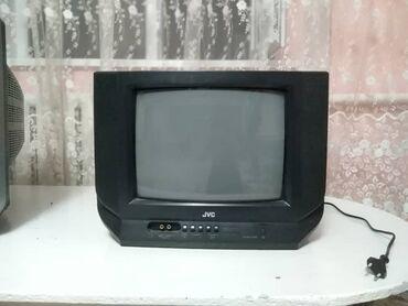 Электроника - Байтик: Продаю рабочий телевизор цветной jvs диагональ 34 см