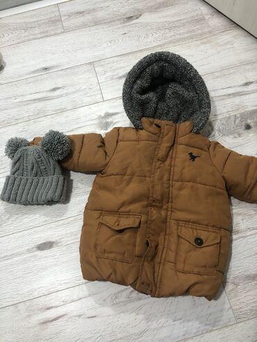 Jakna za decake vel 92 1,5/2 godine  Takko fashion, kao nova  Poklon p