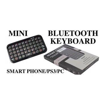 Bakı şəhərində bluetooth mini klaviatura. blutuz klaviatura. istifadecinin diger elan