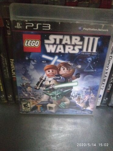 Video oyunlar və konsollar Azərbaycanda: Lego oyunları