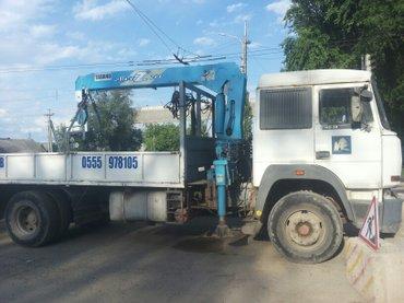 Услуги крана грузопод. 5 тон. грузопод. в Бишкек