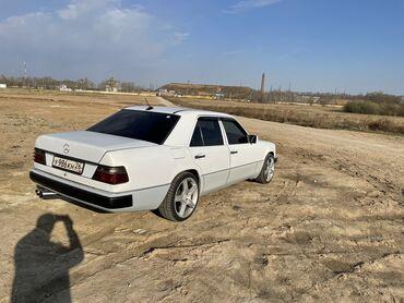 двигатель мерседес 124 2 2 бензин в Кыргызстан: Mercedes-Benz 280 2.8 л. 1992   250000 км