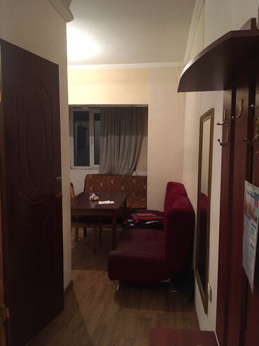 бревенчатые дома в Кыргызстан: Продается квартира: 1 комната, 35 кв. м