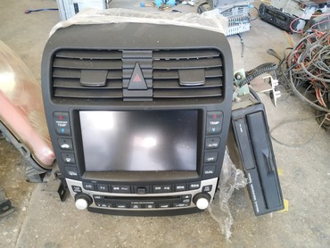 Автоэлектроника - Кок-Ой: Honda inspire monitor + dvd rom