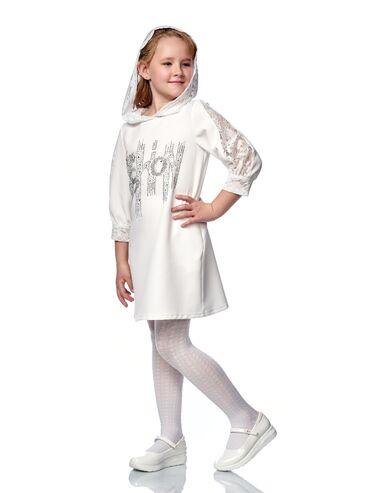 летние платья нарядные в Кыргызстан: Нарядное платье для девочки Артикул: 20-06Размеры: 116, 122, 128, 134