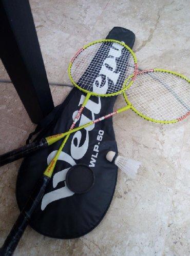 Ракетки в Азербайджан: Badminton veilepu yeni