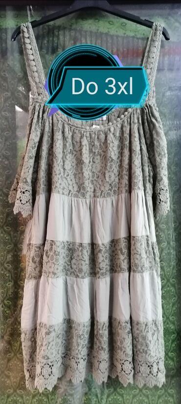 Haljine | Vladicin Han: Lagana letnja haljina/tunikaVeličine do 3XLCena 1500 din.NovoSlanje
