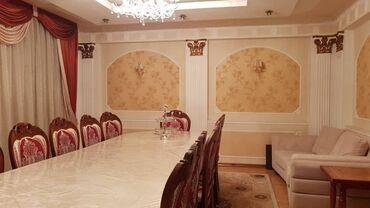 Долгосрочная аренда квартир - С мебелью - Бишкек: Сдаётся квартира очень большая со всеми условиями почти в каждой комна